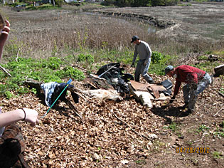 Branford River Cleanup